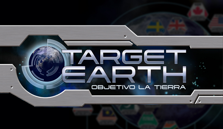 Target Earth Gameboard